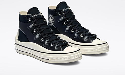 Converse collaborates with designer Kim Jones